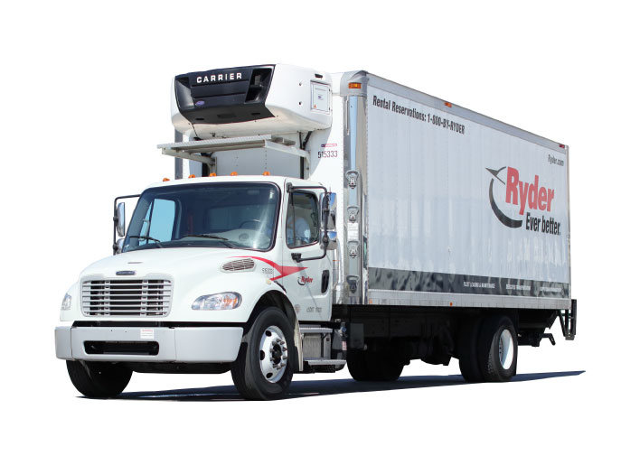 Refrigerated Truck Rental